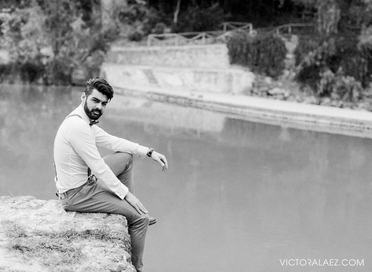 Boho Editorial Victor Alaez
